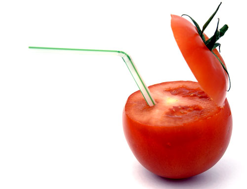 Enter: Tomato Juice | Mother Nature's Maid